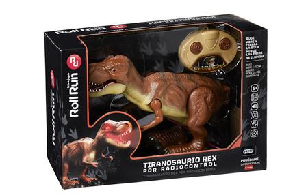 Tiranosaurio Rex Roll Run
