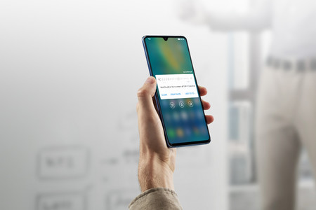 Huawei Mate20 X Emui Memo Bg