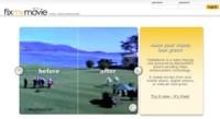 Fixmymovie, mejorando online la calidad de los vídeos