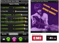 David Bowie se apunta a la moda de las Apps