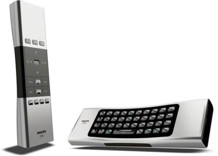 Philips DUAL introduce el teclado QWERTY en el mando a distancia
