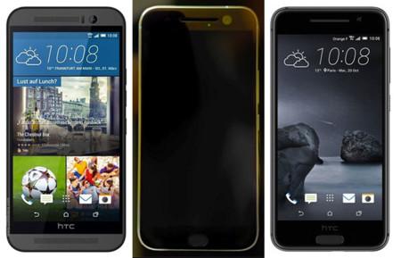 Comparación HTC One M9-M10 (no oficial)-A9