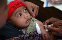 La vacunación salva vidas en el mundo