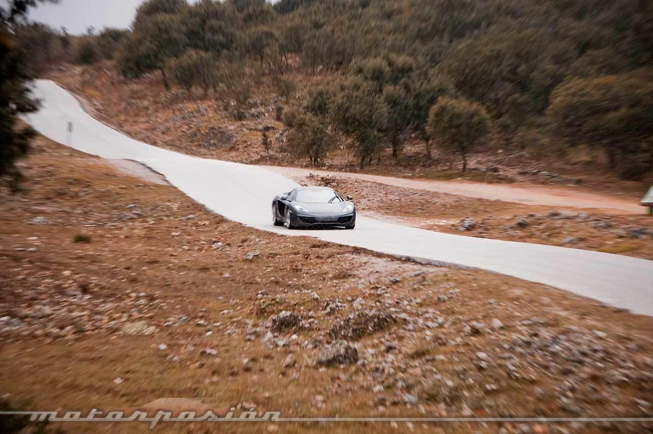 Foto de McLaren MP4-12C (prueba) (22/66)