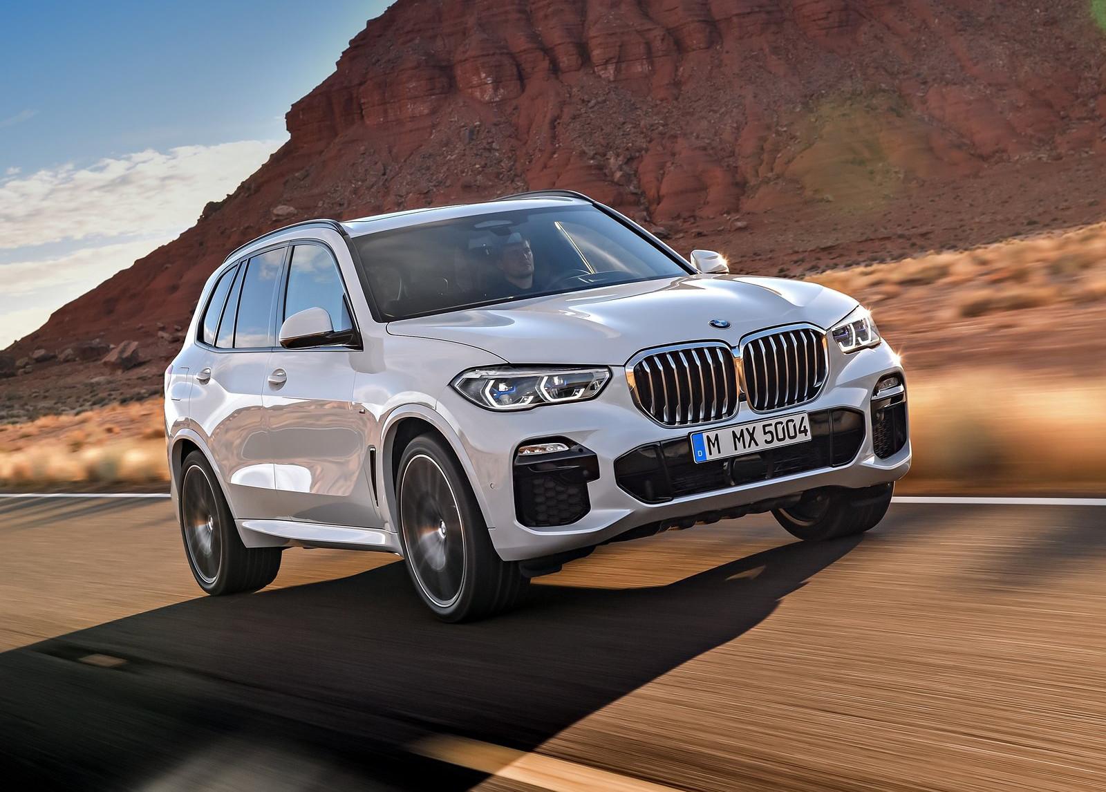 Foto de BMW X5 2019 (10/43)