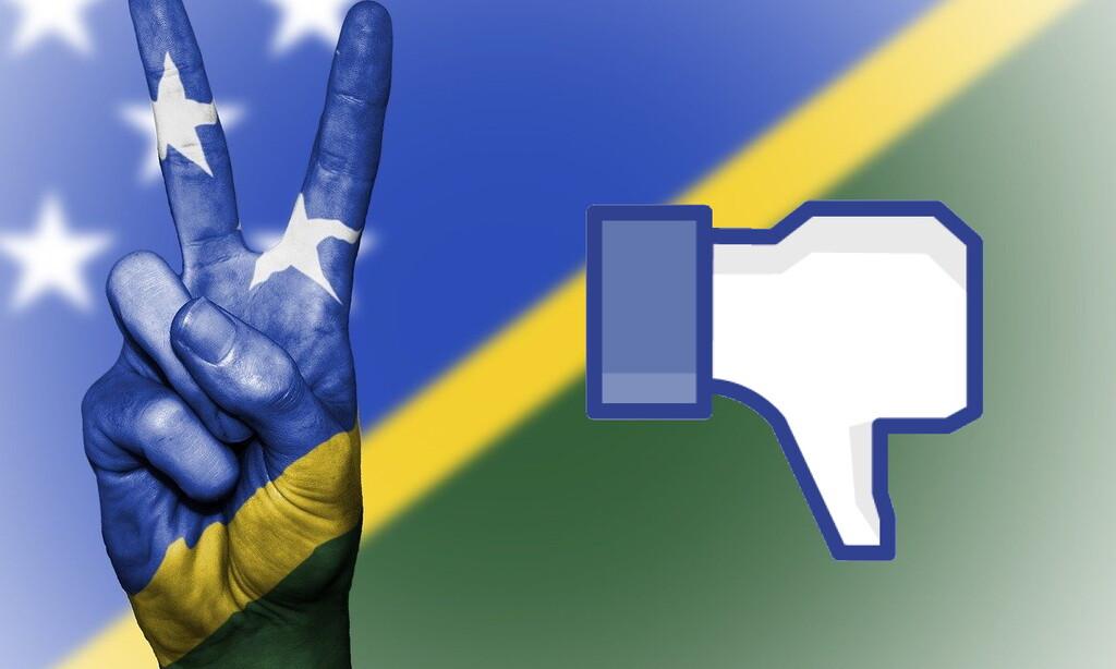 Islas Salomón será la primera democracia en prohibir el acceso a Facebook: