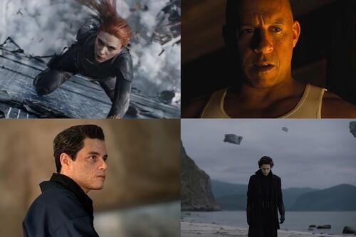 Las 49 películas más esperadas de 2021