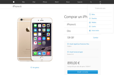 """Apple rediseña su web para integrar su tienda en línea y lanza en España la campaña """"Vuelta al cole"""""""