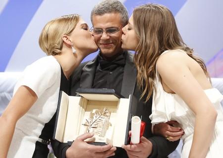 El director de 'La vida de Adele' se ve obligado a subastar la Palma de Oro para poder acabar su nueva película