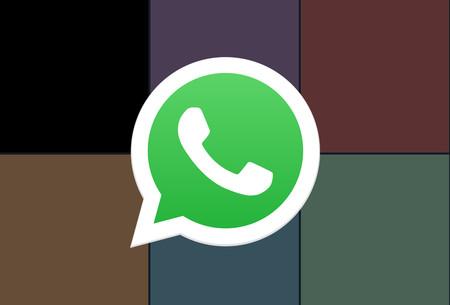WhatsApp Beta para Android estrena nuevos fondos de color sólido para su tema oscuro
