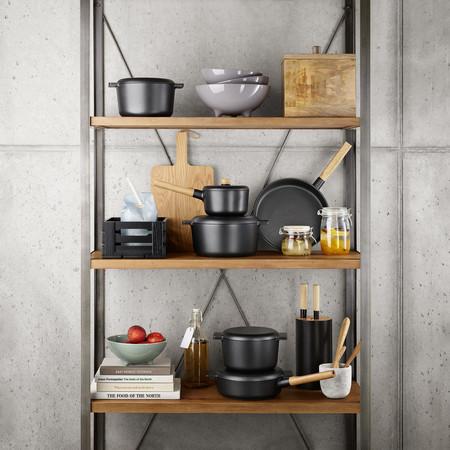 Nordic Kitchen Minimalist Cookware Series 6