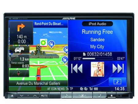 One Look Navi - XL, nuevo sistema integrado de Alpine