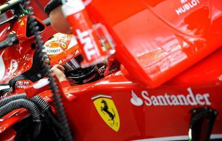 """Kimi Räikkönen:""""El plan era salir, pero el equipo me dijo que estábamos bien"""""""