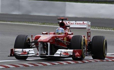 GP de Alemania F1 2011: Fernando Alonso