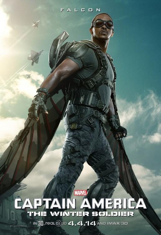 Foto de Carteles de 'Capitán América 2' (14/23)