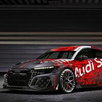 El Audi RS3 LMS 2021 es una variante exclusiva para carreras con 340 hp