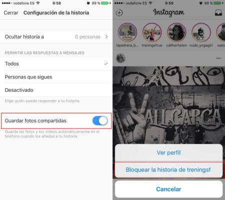 Instagram Actualización