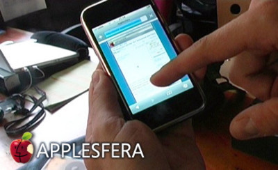 En Applesfera ¡probamos el iPhone!
