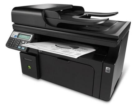 HP  LaserJet Pro M1218nfs,  impresora que además es un hotspot WiFi