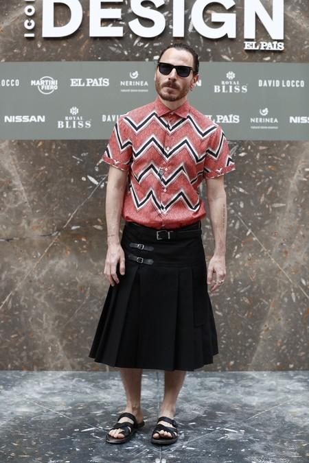 Se rompe el último tabú: las faldas también son masculinas