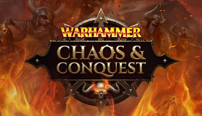 'Warhammer: Chaos & Conquest' ya está disponible en pre-registro en Google® Play