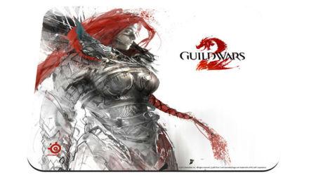 Guild War 2 llega a tus periféricos y accesorios
