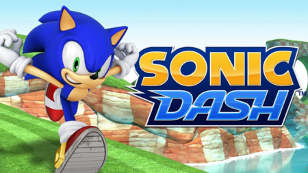 Sonic Dash para Android, ya disponible el endless runner de la mascota de Sega