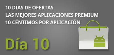 Último día de ofertas en el Market con aplicaciones a 0.10€