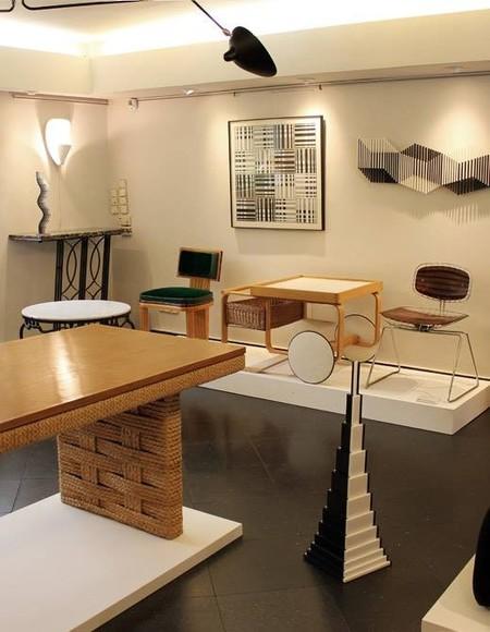 Rastrillo extraordinario en el almac n de tiempos modernos - Tiempos modernos muebles ...
