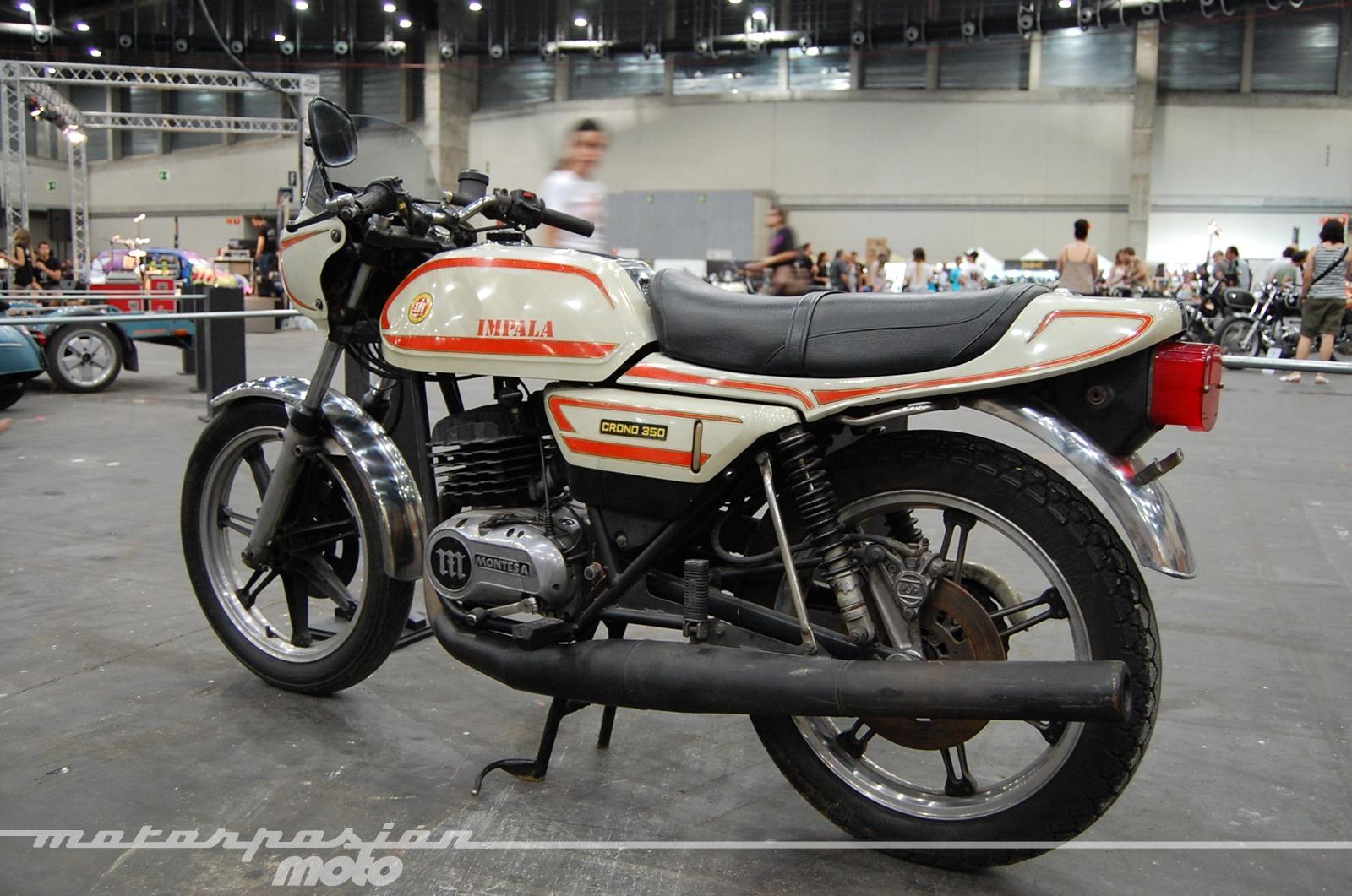 Foto de Mulafest 2014, exposición de motos clásicas (19/35)