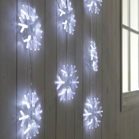 cortina luces
