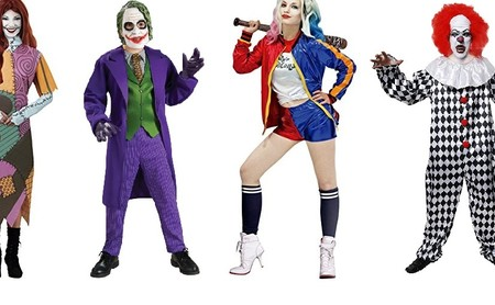 7 disfraces originales de Halloween para comprar en Amazon: desde 10,24 euros a 29,99 euros