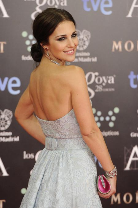 Los escotes nos dejan ver las mejores espaldas en los Premios Goya