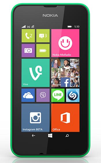 Foto de Nokia Lumia 530 (1/10)