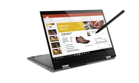 Ligero y pequeño, el Lenovo Yoga 720-12IKBR es el compañero ideal de trabajo y de clase, y hoy cuesta 300 euros menos en Amazon