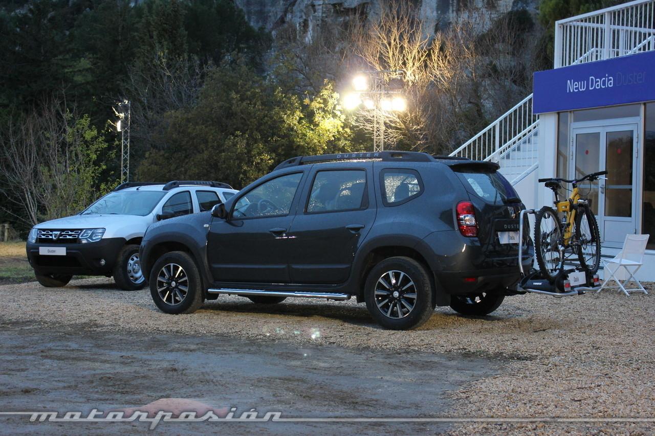 Foto de Dacia Duster 2014 - presentación (23/59)