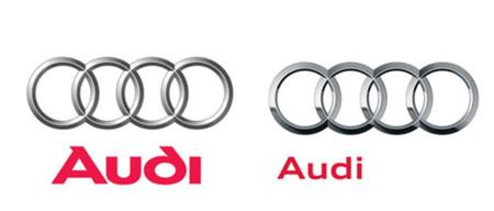 Logos de coches Logo Audi