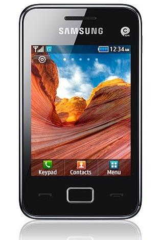 El Samsung Star 3 busca su sitio bajo los smartphones