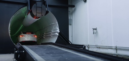 ¡Adiós al tráfico! Elon Musk presentó el primer avance del túnel que llevará autos y personas a más de 200 km/h