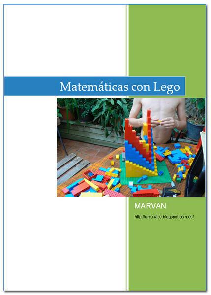 'Matemáticas con Lego', o como trabajar la competencia matemática con piezas de construcción