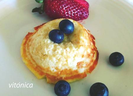 Pastelitos de queso sin azúcar: receta saludable