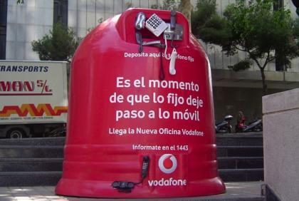 Original campaña de 'Oficina Vodafone'