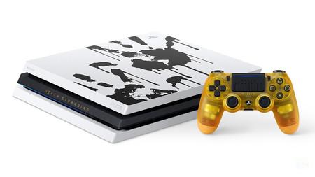 El PlayStation 4 Pro, edición limitada de 'Death Stranding' sí llegará a México, este es su precio
