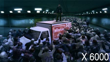 'Dead Rising 2' contará con 6000 zombies en pantalla y un modo multijugador