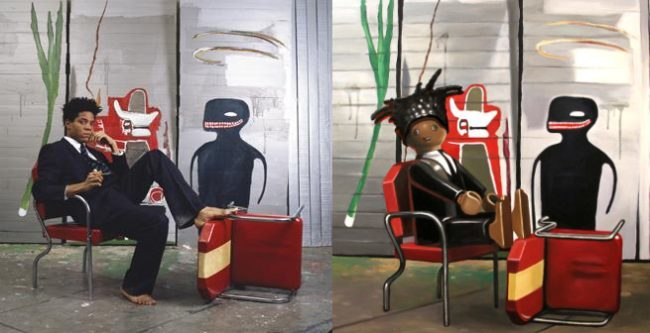 Sollier Basquiat