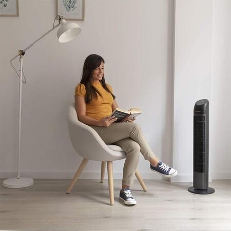 Nueve ventiladores modernos y clásicos que nos ayudan a sobrellevar la ola de calor y a combatir las altas temperaturas