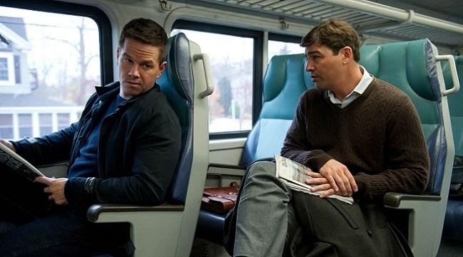 Mark Wahlberg y Kyle Chandler en 'La trama'