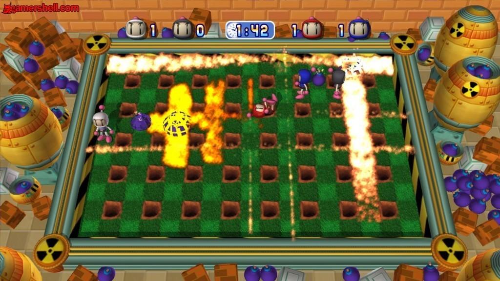 Foto de 011008 - Bomberman Ultra (3/10)