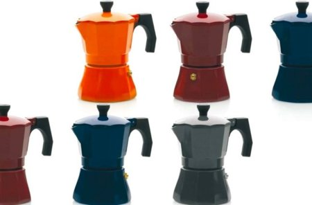 Cafeteras San Ignacio Moka Collection