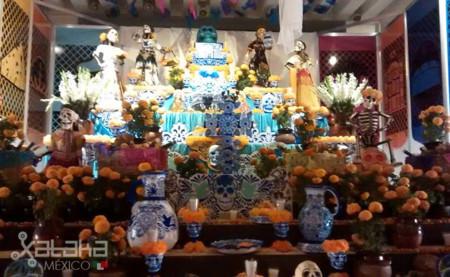 Dia De Muertos en México